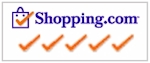 Shopping.com 5-Star Customer Rating